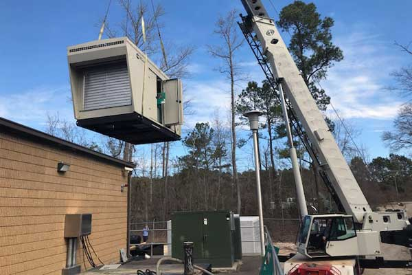 commercial generator solutions - Sanford Electrical Contractors