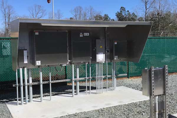 water / wastewater installation - Sanford Electrical Contractors